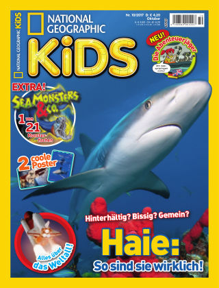 National Geographic KiDS 10/17
