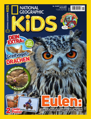 National Geographic KiDS 11/17