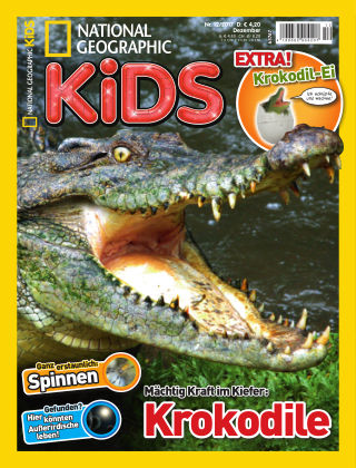 National Geographic KiDS 12/17