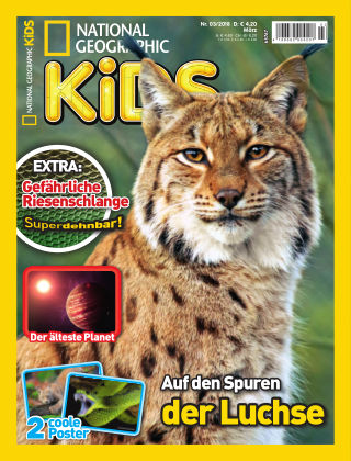 National Geographic KiDS 03/18