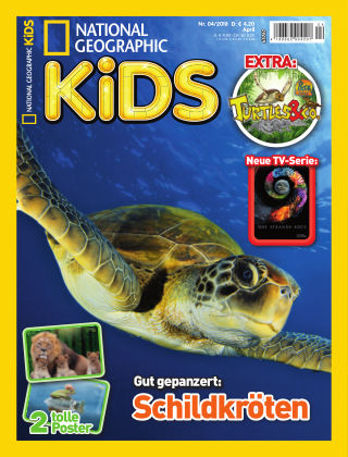National Geographic KiDS 04/18