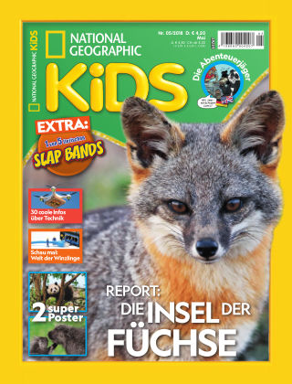 National Geographic KiDS 05/18