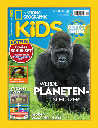 National Geographic KiDS 06/18