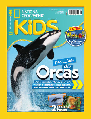 National Geographic KiDS 0708/18