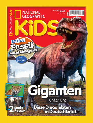 National Geographic KiDS 09/18