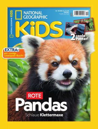 National Geographic KiDS 10/18