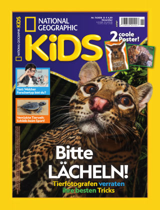 National Geographic KiDS 11/18