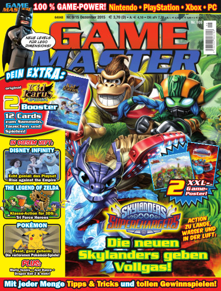 GAME MASTER (eingestellt) November 18, 2015 00:00