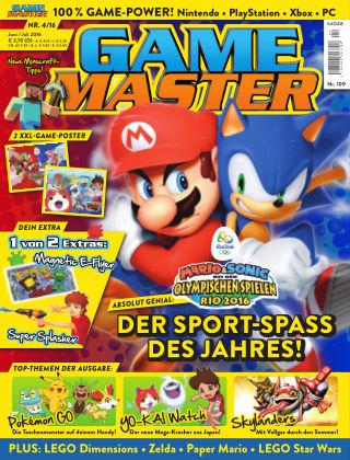 GAME MASTER (eingestellt) 0416