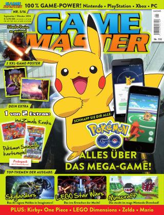 GAME MASTER (eingestellt) 0516