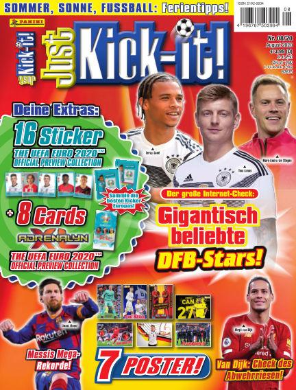 Just Kick-it! July 03, 2020 00:00