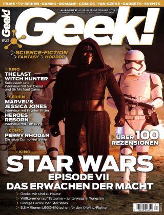 Geek! - DE # 21