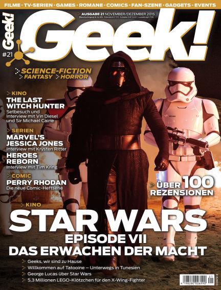 Geek! - DE August 19, 2015 00:00