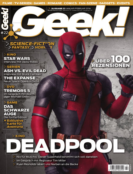 Geek! - DE December 16, 2015 00:00