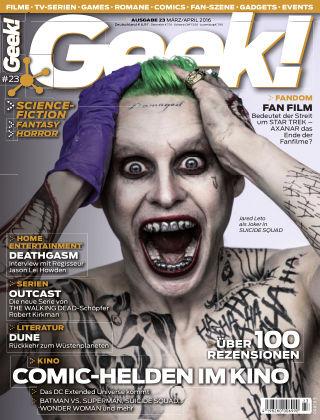 Geek! - DE # 23