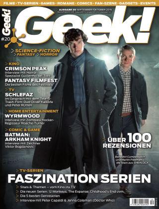 Geek! - DE # 20