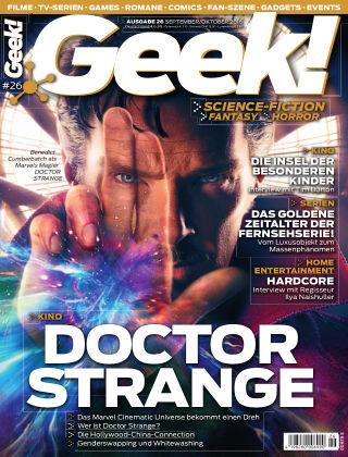 Geek! - DE # 26