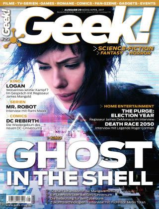 Geek! - DE 29