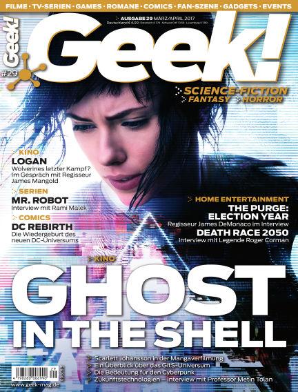 Geek! - DE