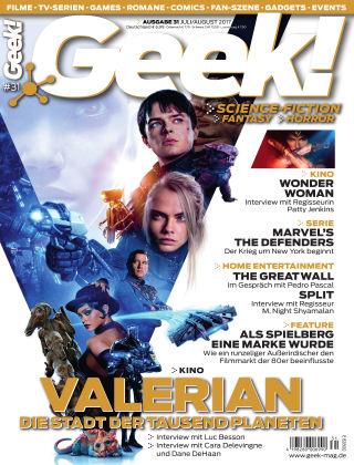 Geek! - DE 31