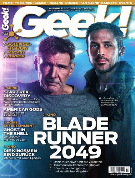 Geek! - DE August 23, 2017 00:00