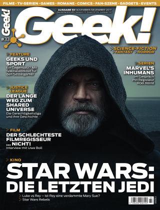 Geek! - DE # 33
