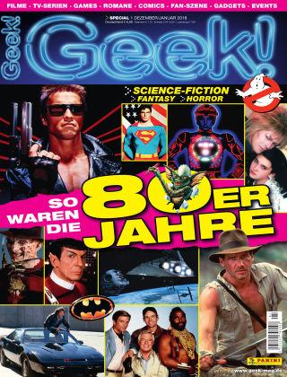 Geek! - DE Special 01 2018