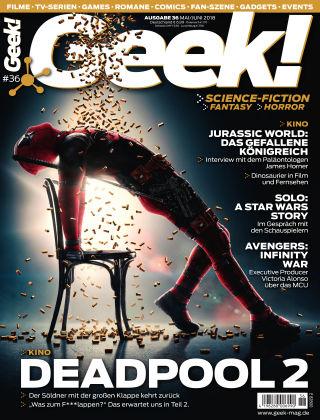 Geek! - DE 36