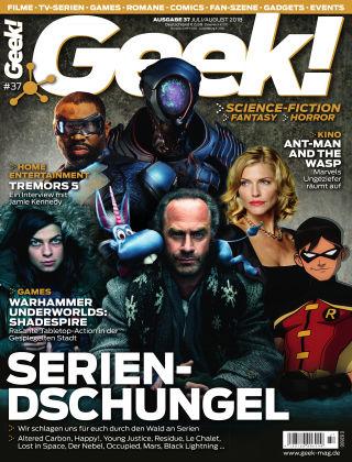 Geek! - DE 37