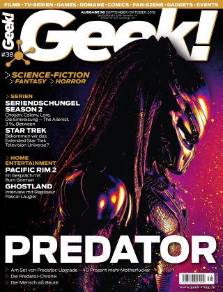 Geek! - DE 38