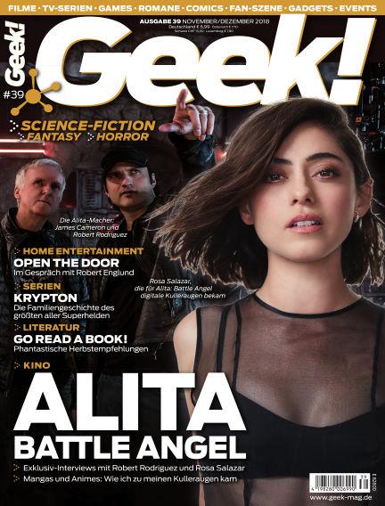 Geek! - DE October 24, 2018 00:00