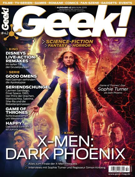Geek! - DE April 17, 2019 00:00