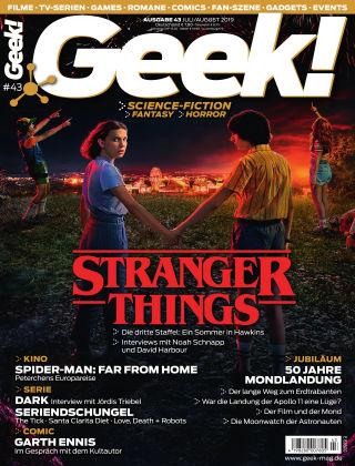 Geek! - DE 43