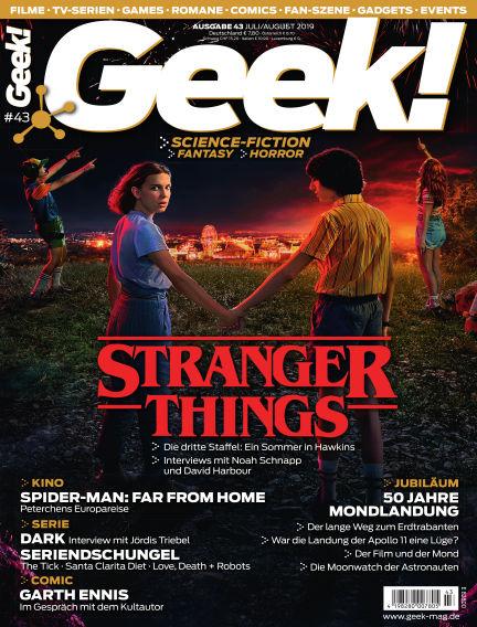 Geek! - DE June 19, 2019 00:00