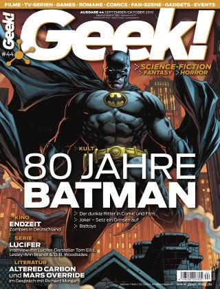 Geek! - DE 44