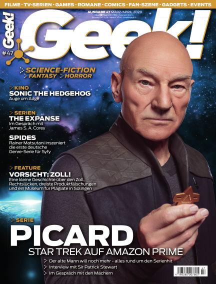 Geek! - DE February 19, 2020 00:00