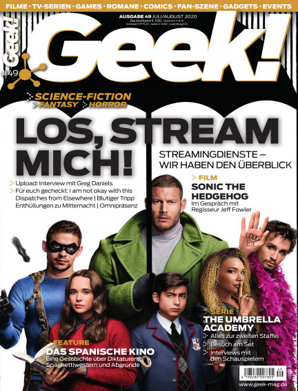 Geek! - DE June 17, 2020 00:00