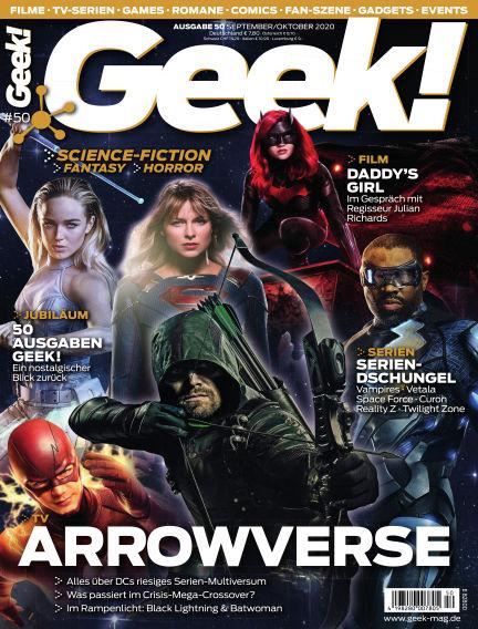 Geek! - DE August 19, 2020 00:00