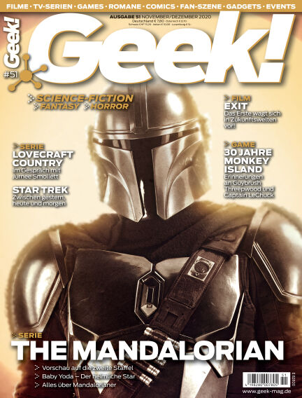 Geek! - DE October 21, 2020 00:00