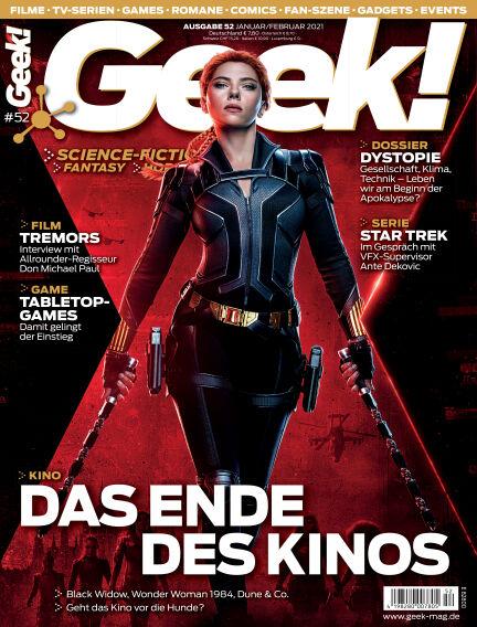Geek! - DE December 16, 2020 00:00