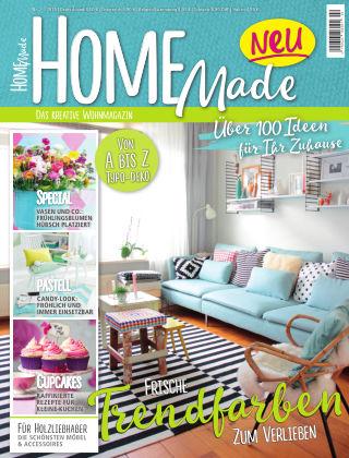 HomeMade – Das kreative Wohnmagazin (eingestellt) 02 16