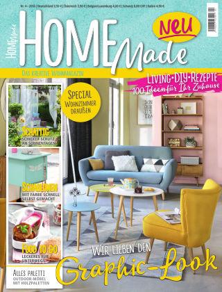 HomeMade – Das kreative Wohnmagazin (eingestellt) 04 16