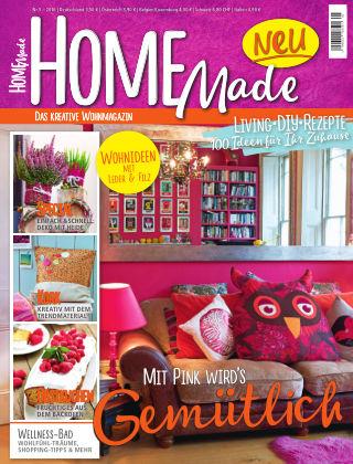 HomeMade – Das kreative Wohnmagazin (eingestellt) 05 16