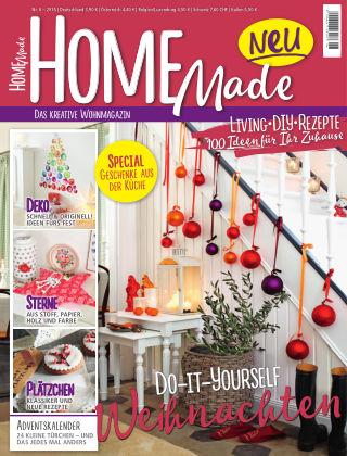 HomeMade – Das kreative Wohnmagazin (eingestellt) 06 16
