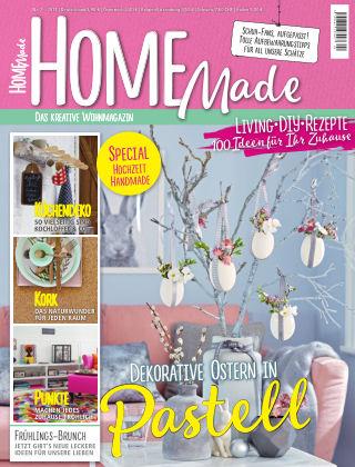 HomeMade – Das kreative Wohnmagazin (eingestellt) 02 17