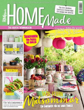 HomeMade – Das kreative Wohnmagazin (eingestellt) 03 17