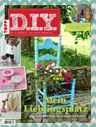 D.I.Y. – das Kreativmagazin (eingestellt) 03 2016