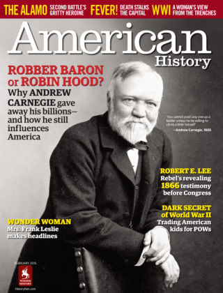 American History February 2015