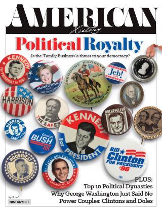 American History Apr 2016