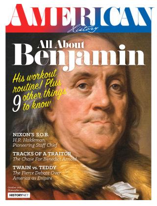 American History Oct 2017